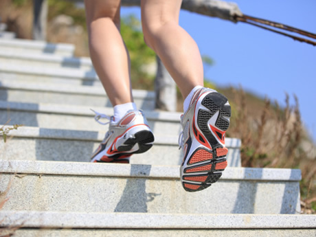 3 Stair-Climbing Workouts